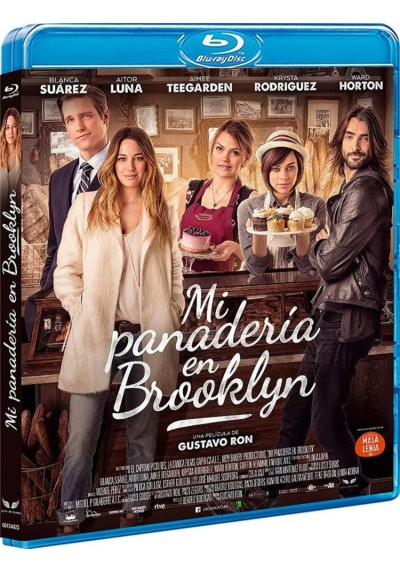 Mi Panadería En Brooklyn (Blu-Ray) (My Bakery In Brooklyn)