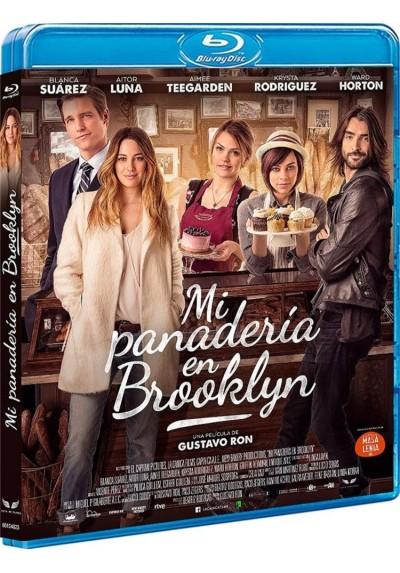 Mi Panadería En Brooklyn (Blu-Ray) (My Bakery In Brooklyn)