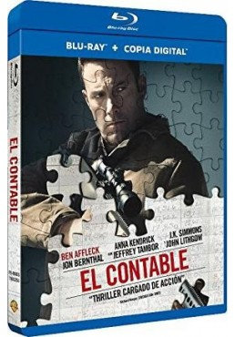 El Contable (Blu-Ray + Copia Digital) (The Accountant)