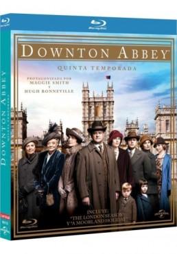 Downton Abbey - 5ª Temporada (Blu-Ray)