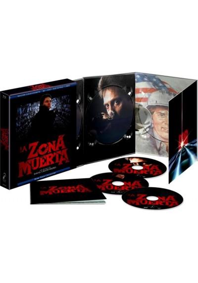La Zona Muerta (Blu-Ray + Dvd + Extras + Libro) (Ed. Coleccionista) (The Dead Zone)