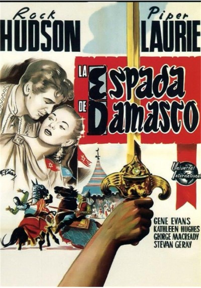 La Espada de Damasco (The Golden Blade)