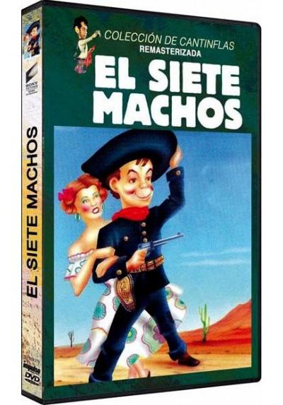 El Siete Machos (Colección Cantinflas)