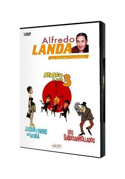 Pack Alfredo Landa - Sus Grandes Comedias