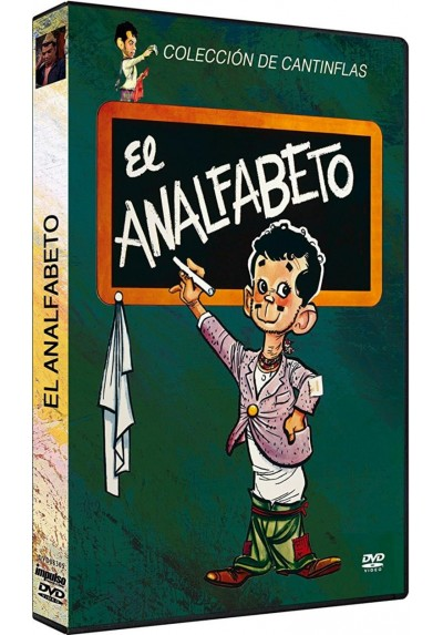 El Analfabeto (Colección Cantinflas)