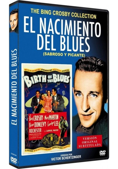 El Nacimiento Del Blues (V.O.S.) (Birth Of The Blues)