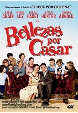 Bellezas por casar (Belles on Their Toes: The Further Adventures of the Gilbreth Family)