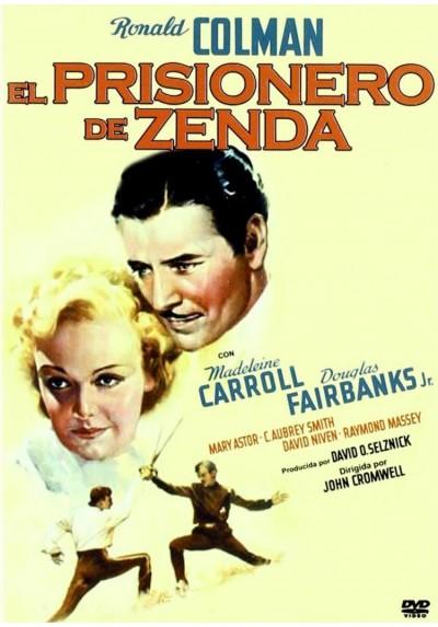 El Prisionero De Zenda (1937) (The Prisoner Of Zenda)