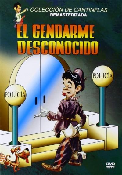 El Gendarme Desconocido - Colección Cantinflas