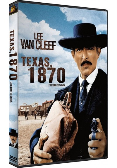 Texas, 1870 (È Tornato Sabata... Hai Chiuso Un´altra Volta)
