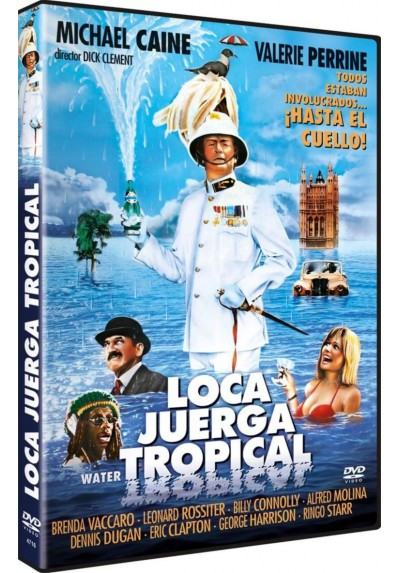 Loca Juerga Tropical (Water)