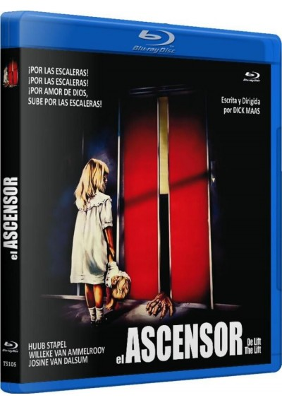 El Ascensor (Blu-ray) (De Lift)
