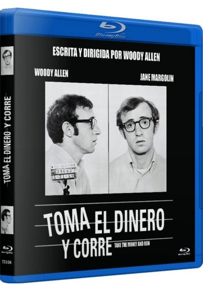 Toma El Dinero Y Corre (Blu-ray) (Take The Money And Run)