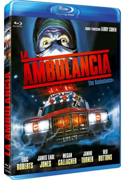 La Ambulancia (Blu-ray) (The Ambulance)