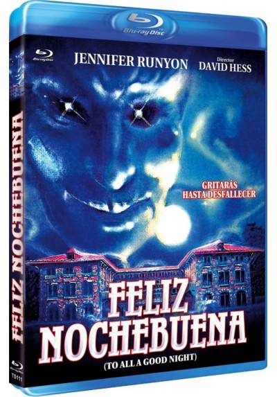 Feliz Nochebuena (Blu-ray) (To All a Good Night)