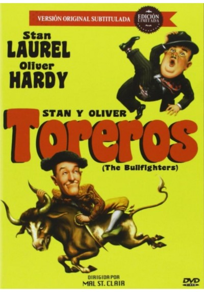 Toreros (V.O.S.) (The Bullfighters)