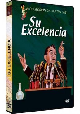 Su Excelencia (Colección Cantinflas)