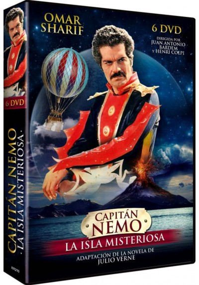 "Capitan Nemo ""La Isla Misteriosa"" - Serie TV"