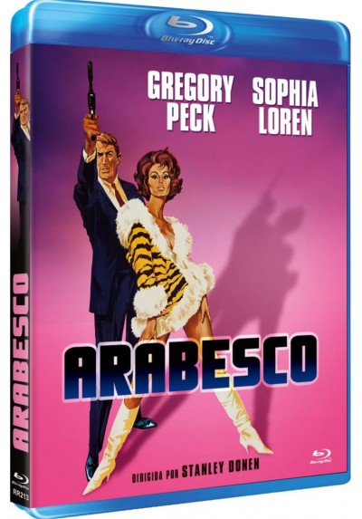 Arabesco (Arabesque) (Bd-R) (Blu-ray)