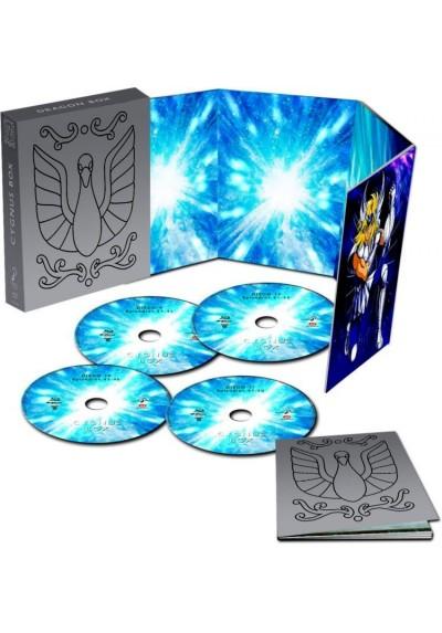 Saint Seiya (Caballeros Del Zodiaco) - Cygnus Box (Blu-Ray)