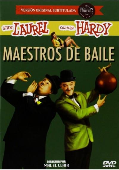 Maestros De Baile (V.O.S.) (The Dancing Masters)