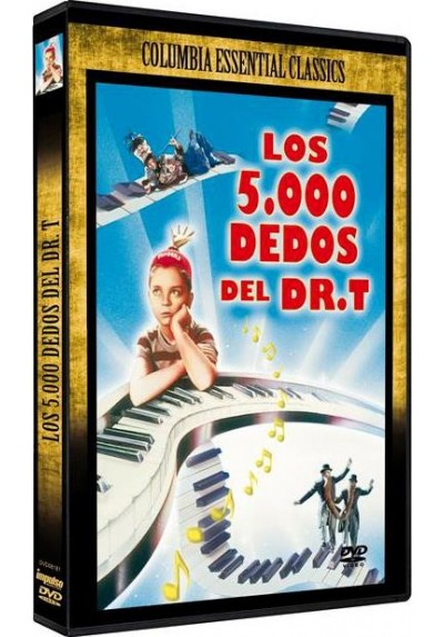 Los Cinco Mil Dedos Del Dr. T (The 5,000 Fingers Of Dr.T)