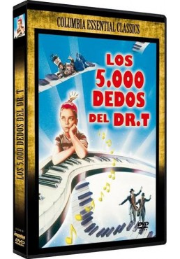 Los Cinco Mil Dedos Del Dr. T (The 5,000 Fingers Of Dr.T)