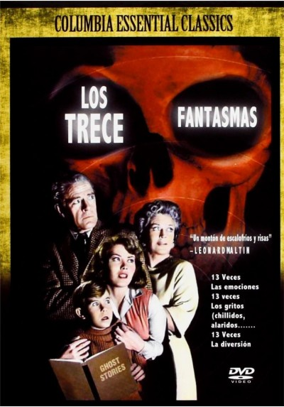 Los Trece Fantasmas (1960) (13 Ghosts)