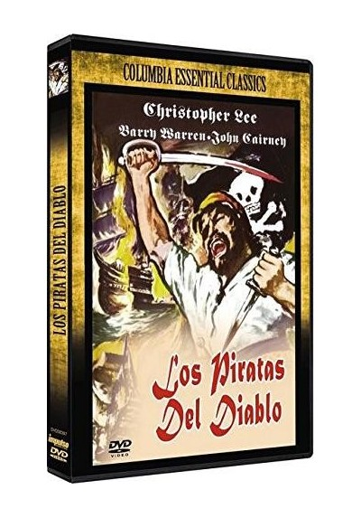 Los Piratas Del Diablo (The Devil Ship Pirates)