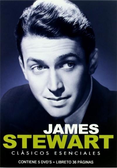 Pack James Stewart - Clásicos Esenciales