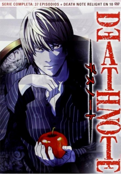 Death Note: Edicion Integral (Desu Noto)