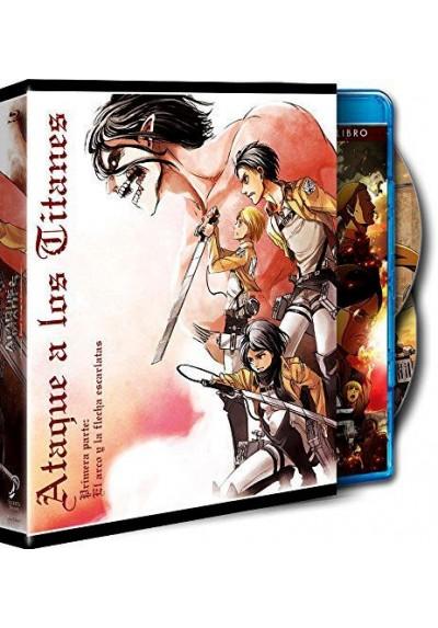Ataque A Los Titanes : La Película - 1ª Parte (Ed. Coleccionista) (Blu-Ray)