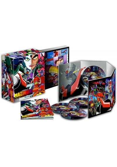 Mazinger Z - Box 1 (Episodios 1 A 46) (Blu-Ray)