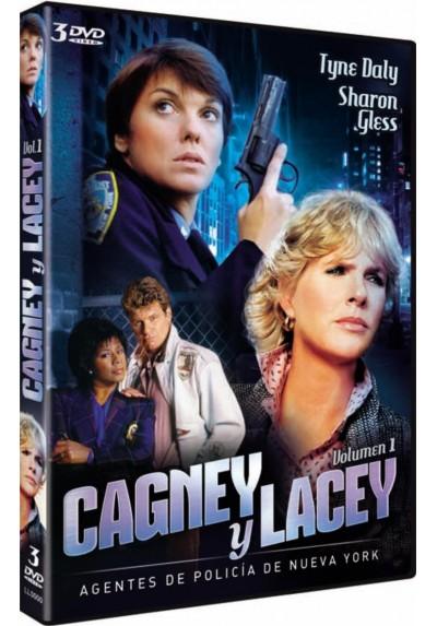 Cagney y Lacey - Volumen 1