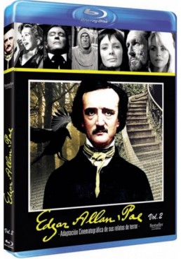 Coleccion Edgar Allan Poe - Vol. 2 (Blu-ray)