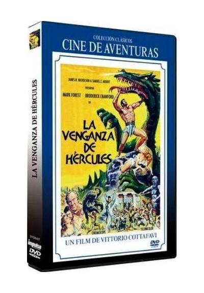 La Venganza De Hércules (La Vendetta Di Ercole)