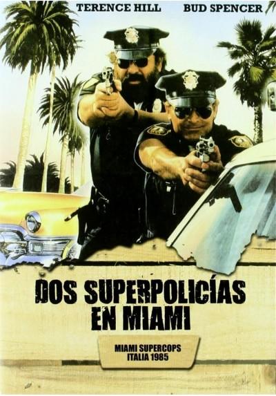 Dos Superpolicias En Miami (Ed. Remasterizada) (Miami Supercops)