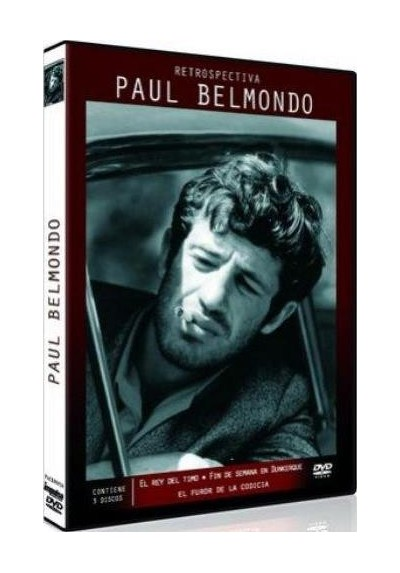 Paul Belmondo : Retrospectiva