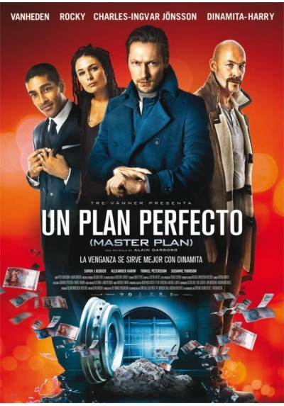 Un Plan Perfecto (Jönssonligan - Den Perfekta Stöten)