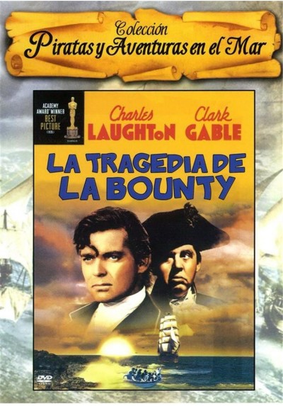 La Tragedia de la Bounty (Mutiny on the Bounty)