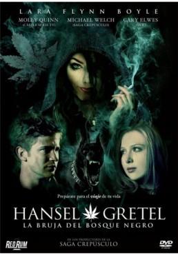 Hansel Y Gretel : La Bruja Del Bosque Negro (Hansel & Gretel Get Baked)