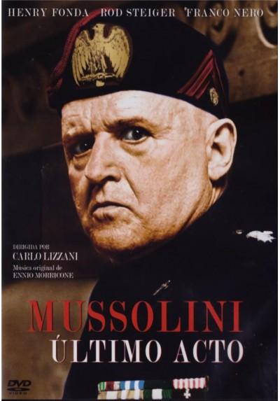 Mussolini: Ultimo Acto (Mussolini: Ultimo Atto)