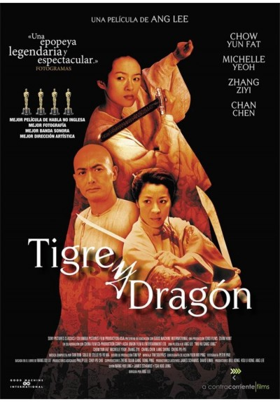 Tigre Y Dragon (Crouching Tiger Hidden Dragon)
