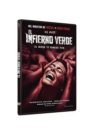 El Infierno Verde (The Green Inferno)