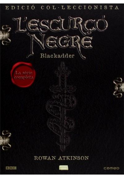 Black Adder: L'Escurçó Negre - La Serie Completa (Ed.Coleccionista en Catalán)