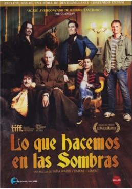 Lo Que Hacemos En Las Sombras (What We Do In The Shadows)