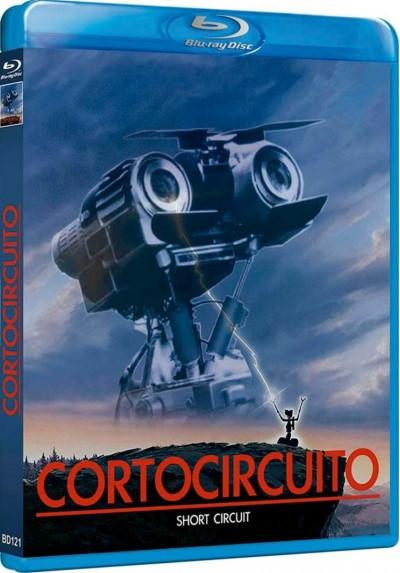 Cortocircuito (Ed. Remasterizada) (Blu-Ray) (Short Circuit)
