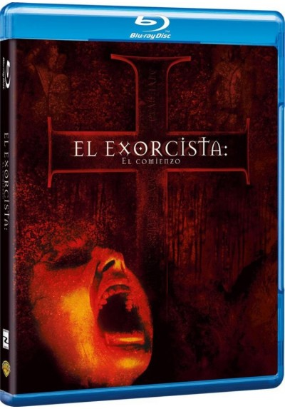 El Exorcista 4, El Comienzo (Blu-Ray) (Exorcist: The Beginning)