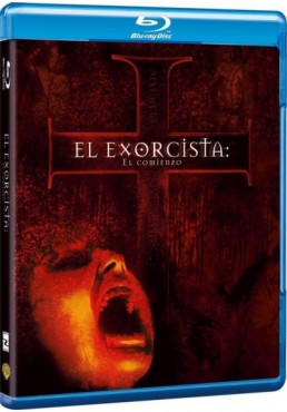 El Exorcista 4, El Comienzo (Blu-Ray) (Exorcist: The Beginning)