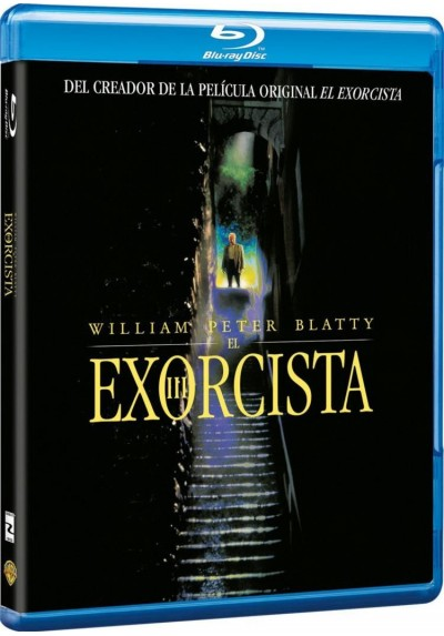 El Exorcista 3 (Blu-Ray) (The Exorcist III)